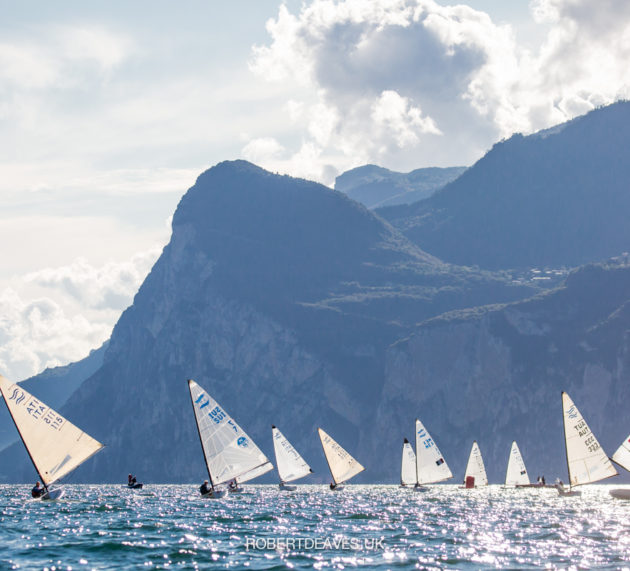 Finn Gold Cup, the 2022 event will be in Malcesine