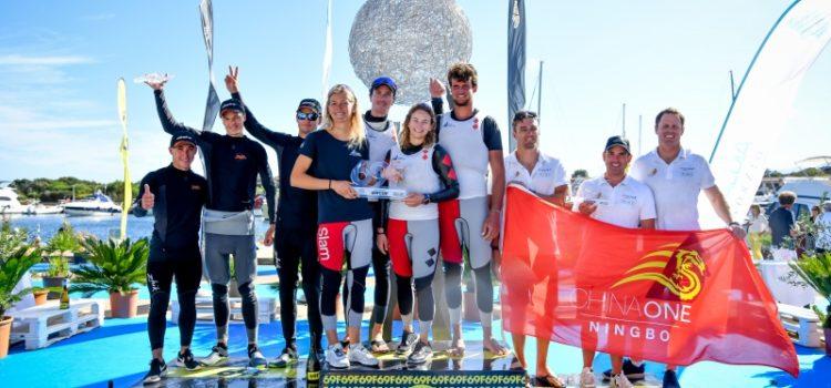 Grand Prix 4.1 Persico 69F Cup, a Puntaldia sorride Young Azzurra