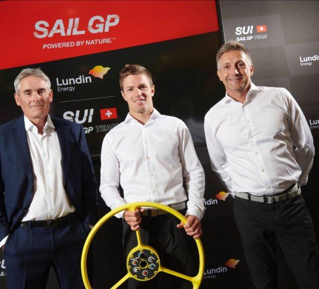 SailGP, the Suisse is coming