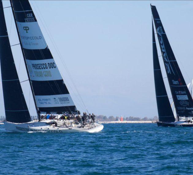 Maxi Yacht Adriatic Series, Arca SGR e Portopiccolo-Prosecco DOC sono i vincitori