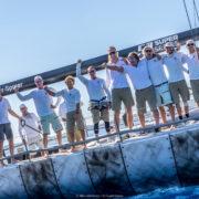 Menorca 52 Super Series Sailing Week, la spunta Platoon
