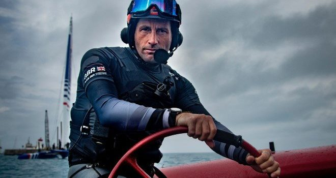 SailGP, Ben Ainslie's Great Britain SailGP Team becomes the first competing team in the SailGP league to take franchise ownership