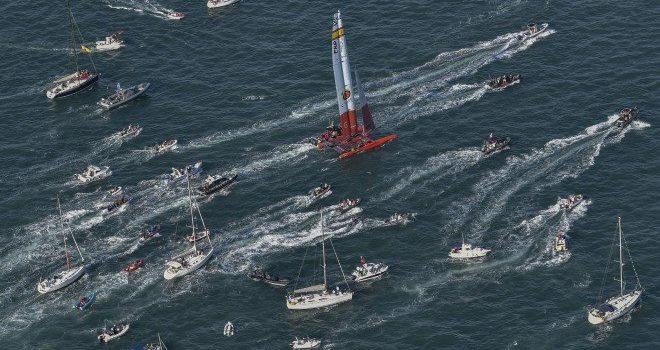 Spain Sail Grand Prix, Team Spain wins at home